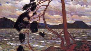 West Wind: The Vision of Tom Thomson