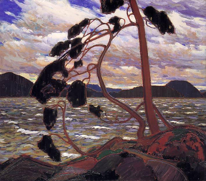 Documentary---WEST-WIND-THE-VISION-OF-TOM-THOMSON