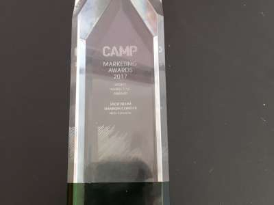CAMP 2017 Marketing Awards Honours REEL CANADA at Awards Gala