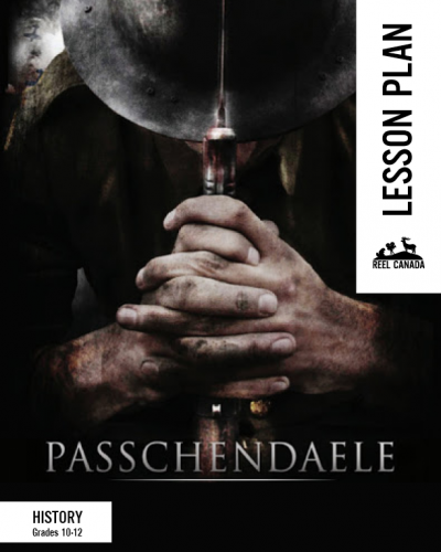 Lesson Plan Cover Page_Passchendale